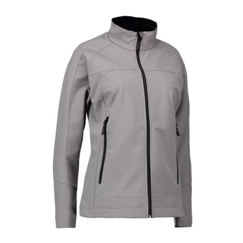 Funktionel soft shell jakke Dame